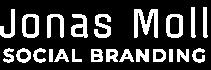 Jonas Moll | Social Branding Logo